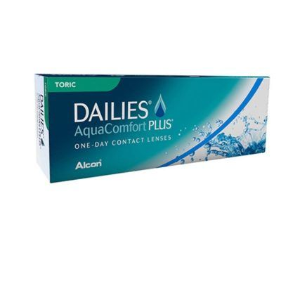 Dailies aquacomfort plus toric Solextrem Mérida