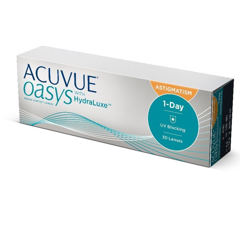 Acuvue Oasys 1 Day Solextrem Mérida