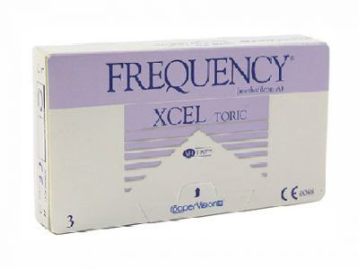 lentillas mensuales Frequency Excel Toric (3) Solextrem