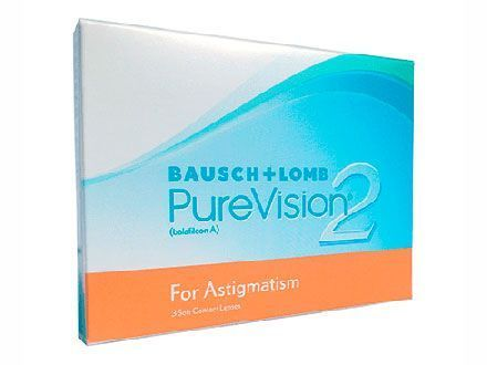 Purevision 2 HD for Astigmatism (3) Solextrem