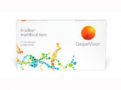 Proclear Proclear Multifocal Toric (3) Solextrem