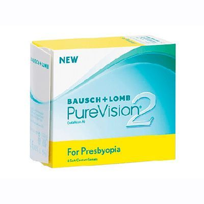 Purevision 2 HD for Presbyopia (6) Solextrem